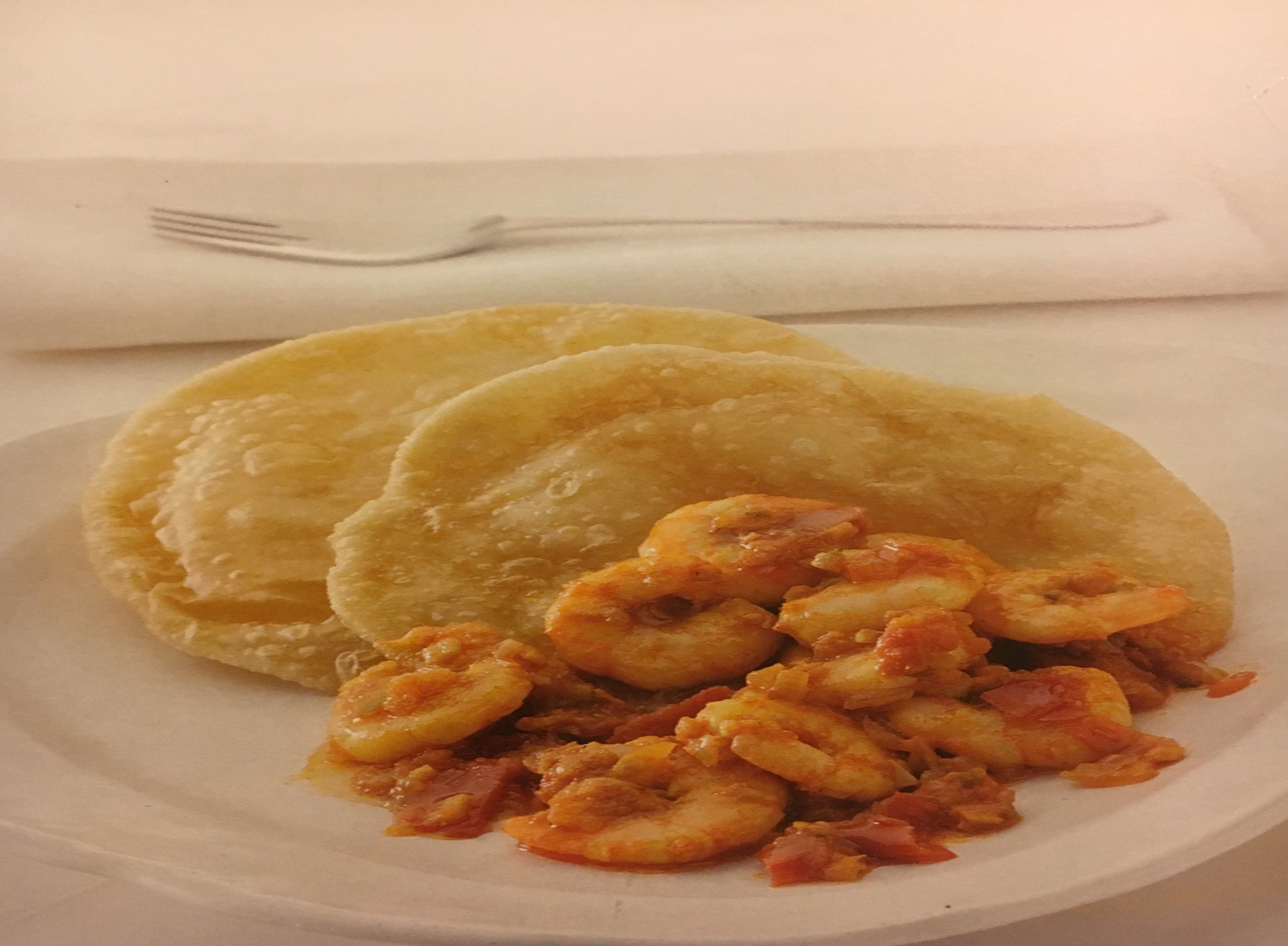 Shrimp Pooris Recipe