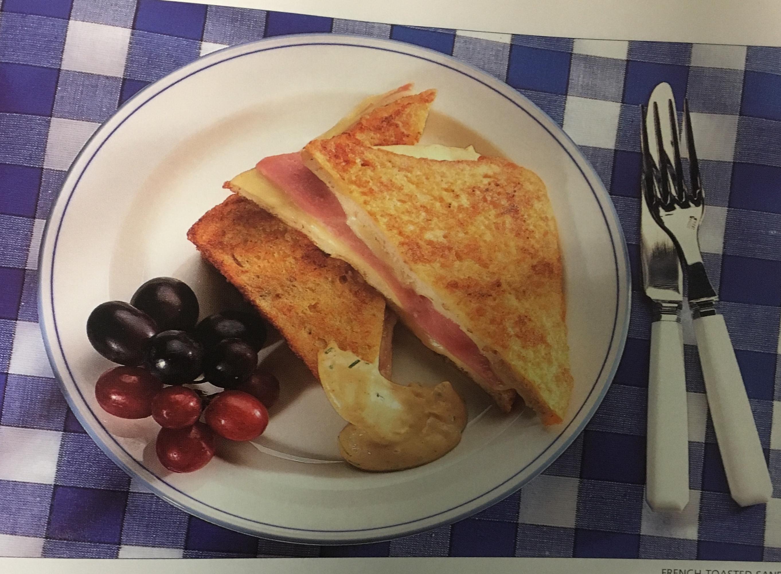 French Toast Sandwich
